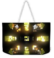 My Cubed Mind - Frame 172 Weekender Tote Bag