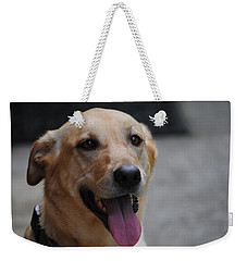 My Dog Ubu Weekender Tote Bag