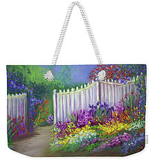 My Dream Garden Weekender Tote Bag