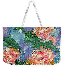 My Father's Roses Weekender Tote Bag