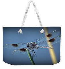 My Favorite Dragonfly Weekender Tote Bag