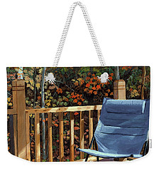 My Favorite Spot Weekender Tote Bag