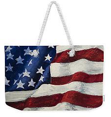 My Flag Weekender Tote Bag
