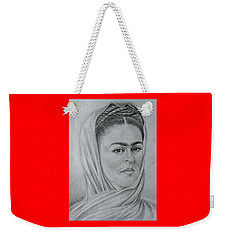 My Frida... Weekender Tote Bag