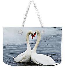 My Funny Valentine Weekender Tote Bag