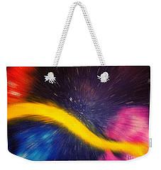 My Galaxy Too Weekender Tote Bag