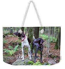 My Girls Weekender Tote Bag