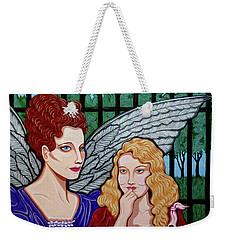 My Guardian Angel Weekender Tote Bag