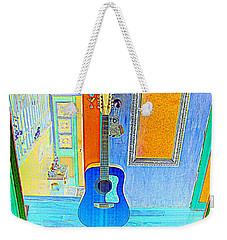My Guitar Weekender Tote Bag