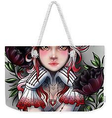 My Heart Weekender Tote Bag