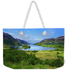 My Heart Is In The Highlands Weekender Tote Bag