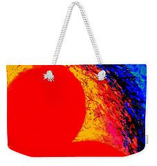 My Heart's On Fire. - Valentine - Dedicated Weekender Tote Bag