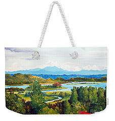 My Homeland Weekender Tote Bag