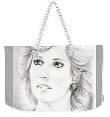 My Lady D Weekender Tote Bag