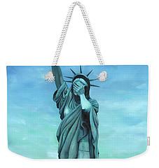 My Lady Weekender Tote Bag by Kd Neeley