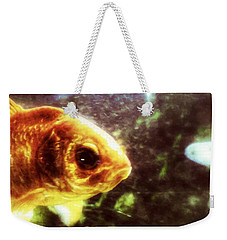 My Littlest Fish Weekender Tote Bag