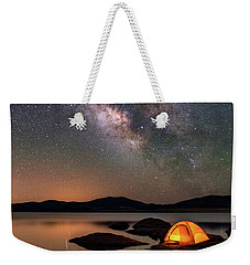My Million Star Hotel Weekender Tote Bag