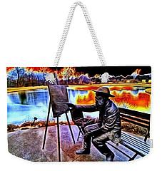My Monet Weekender Tote Bag