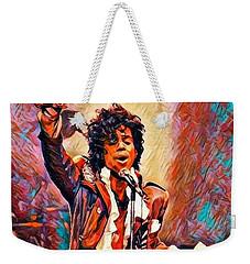 My Name Is    -  Prince Weekender Tote Bag