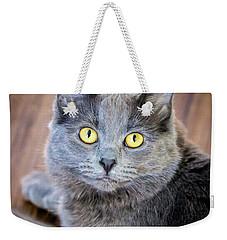 My Name Is Smokey Weekender Tote Bag
