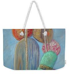 My Nautical Life Weekender Tote Bag