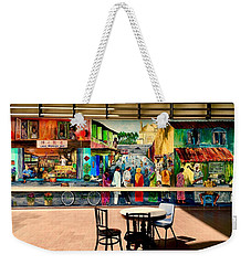 My Neighborhood - The Way It Was Weekender Tote Bag