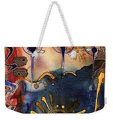 My Own Painted Desert - Completed Weekender Tote Bag