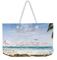 My Paradise Location Weekender Tote Bag