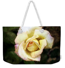 My Peace I Give To You Weekender Tote Bag by Cynthia Lassiter