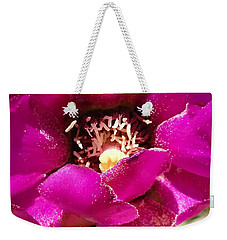 My Petals Runneth Over Weekender Tote Bag