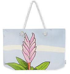 My Plant Is Thirsty Weekender Tote Bag