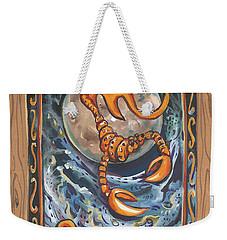 My Scorpio Weekender Tote Bag