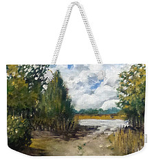 My Secret Boat Ramp Weekender Tote Bag