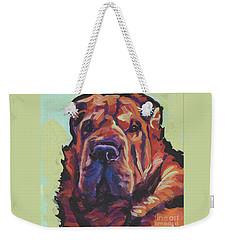My Shar Bear Weekender Tote Bag