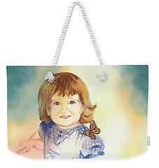 My Sister Weekender Tote Bag