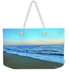 My Soul Searches  Weekender Tote Bag by Christy Ricafrente