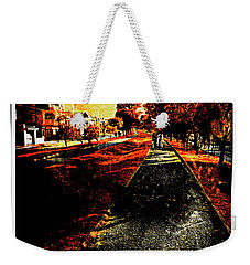 My Neighborhood Weekender Tote Bag