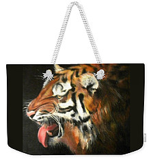 My Tiger - The Year Of The Tiger Weekender Tote Bag by Jordana Sands