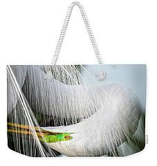 My Veil Of Secrecy Weekender Tote Bag
