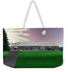 My Vision My Home Weekender Tote Bag