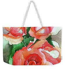 My Wild Irish Rose Weekender Tote Bag