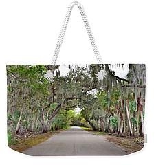 Myakka Overhead Moss Weekender Tote Bag