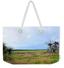 Myakka Wetlands Weekender Tote Bag