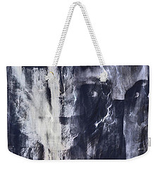 Weekender Tote Bag featuring the photograph Mykur by Linda Sannuti