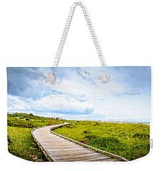 Myrtle Beach State Park Boardwalk Weekender Tote Bag by David Smith