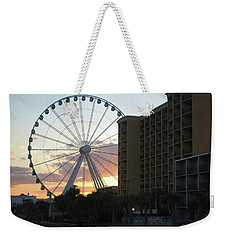 Myrtle Beach Sunset 2 Weekender Tote Bag