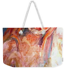 Myself Weekender Tote Bag