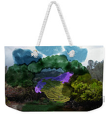 Mysteries In The Chapparal Weekender Tote Bag