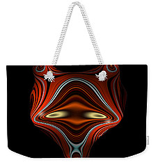 Mysterious Creature Weekender Tote Bag by Thibault Toussaint