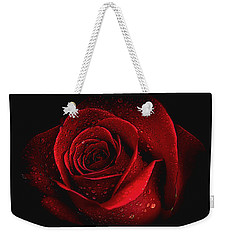 Weekender Tote Bag featuring the photograph Mysterious by Elaine Malott
